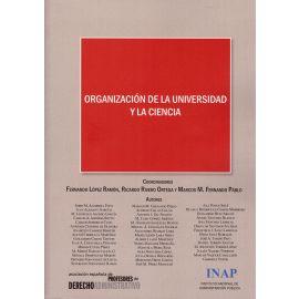 Organización de la Universidad y la Ciencia