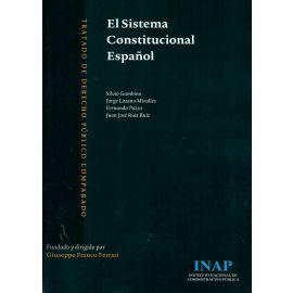 Sistema Constitucional español