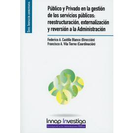 Público y privado en la gestión de los servicios públicos: reestructuración, externalización y reversión a la Administración
