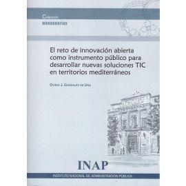 Reto de innovación abierta como instrumento público para desarrollar nuevas soluciones TIC en territorios mediterráneos