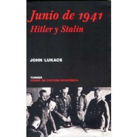 Junio de 1941. Hitler y Stalin.