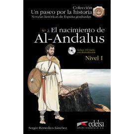Nacimiento de Al-Andalus. Libro + CD