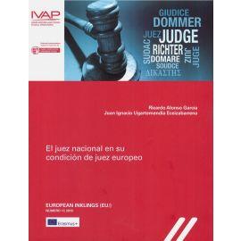 Juez nacional en su condición de juez europeo