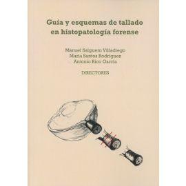 Guía y Esquemas de Tallado en Histopatología Forense