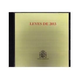 Leyes de 2013 DVD