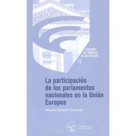 Participación de los Parlamentos Nacionales en la Unión Europea