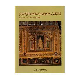 Joaquín Ruiz-Giménez Cortés. Diarios de una Vida 1989-1998 Vol. III