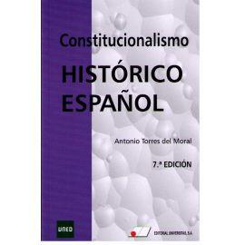 Constitucionalismo Político Español.