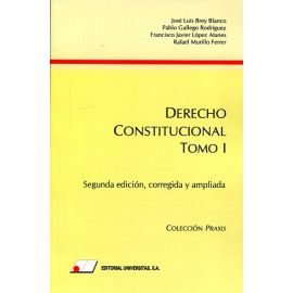 Derecho Constitucional Tomo I 2017