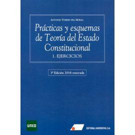 Prácticas y Esquemas de Teoría del Estado Constitucional 1. Ejercicios