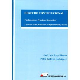 Derecho Constitucional. Fundamentos y Principios Dogmáticos. Lecciones, Documentación Complementaria y Textos
