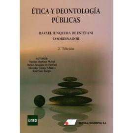 Etica y deontología públicas 2018