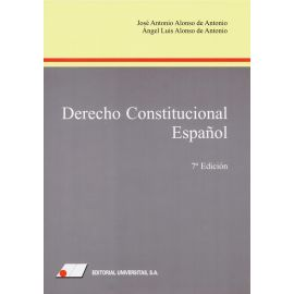 Derecho Constitucional Español 2018