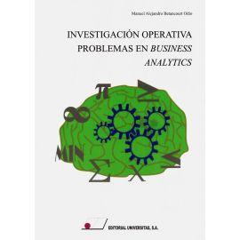 Investigación operativa problemas en Business Analytics