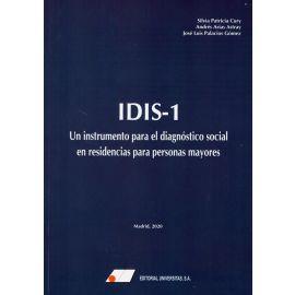 IDIS-1. Un instrumento para el diagnóstico social en residencias de personas mayores