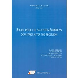 Social policy in southern european countries after the recession