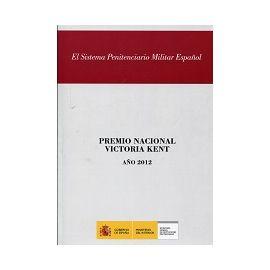 Sistema Penitenciario Militar Español, El Premio Nacional Victoria Kent  Año 2012