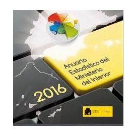 Anuario Estadístico del Ministerio del Interior 2016