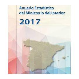 Anuario Estadístico del Ministerio del Interior 2017