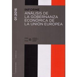 Informe 01/2016 Análisis de la Gobernanza Económica de la Unión Europea