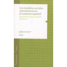 Modelos Sociales Autonómicos en el Contexto Español