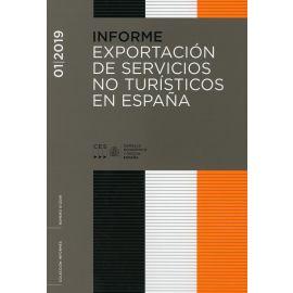 Informe 01/2019 Exportación de servicios no turísticos en España