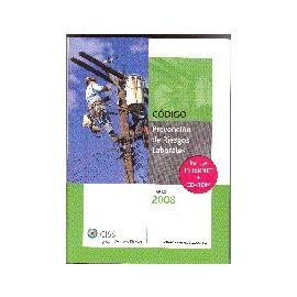 Código Prevención de Riesgos Laborales (Incluye Internet + CD-ROM)