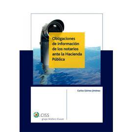 Obligaciones de Información de los Notarios ante la Hacienda Pública.