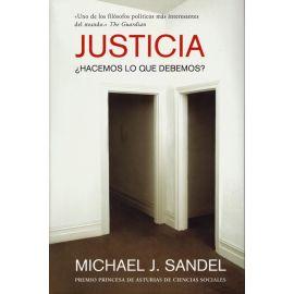 Justicia ¿Hacemos lo que Debemos?