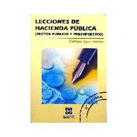 Lecciones de Hacienda Pública. 2ª Ed. (Sector Público y Presupuestos).