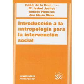 Introducción a la Antropología para la Intervención Social.
