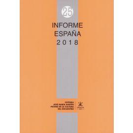 Informe España 2018. Nº 25