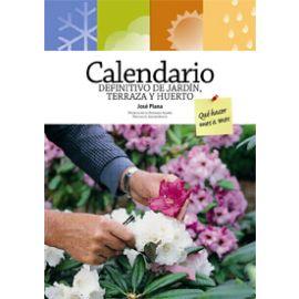 Calendario Definitivo de Jardín, Terraza y Huerto