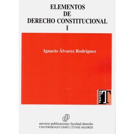 Elementos de derecho constitucional I