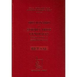 Diccionario de Formularios Generales, 66. RET-SAL. Legislación y Jurisprudencia.