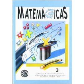 Matemágicas Cuaderno 3ª Primaria