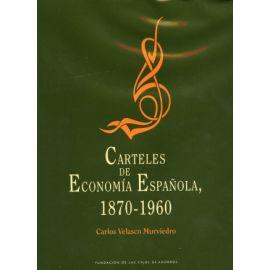 Carteles de Economía Española, 1870-1960