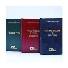 Castigos, Delitos y Bel Canto /Oigo Operas y Voces de Tenor/ Opera Viva. PACK
