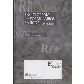 Enciclopedia de Formularios Básicos. 2013 (Incluye CD-R)