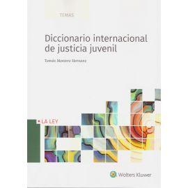 Diccionario Internacional de Justicia Juvenil