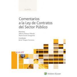 Comentarios a la Ley de Contratos del Sector Público 2018 Adaptados a la Orden HFP/1298/2017, de 26 de Diciembre