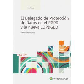 Delegado de protección de datos en el RGPD y la nueva LOPDGDD