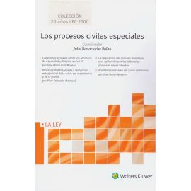 Procesos civiles especiales
