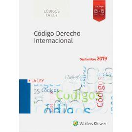 Código Derecho Internacional 2019