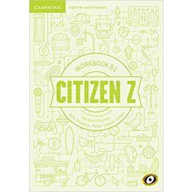 Citizen Z B1. Workbook