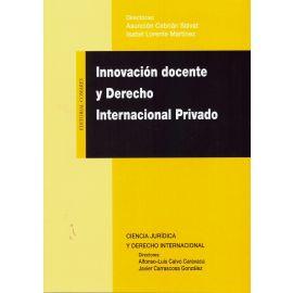Innovación docente y derecho internacional privado