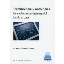 Terminología y ontologías. Un estudio alemán-inglés-español basado en corpus