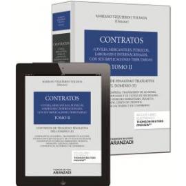 Contratos, Tomo II Contratos de Finalidad Traslativa del Dominio