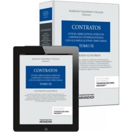Contratos. Tomo IX. Contratos de Financiación y Garantía