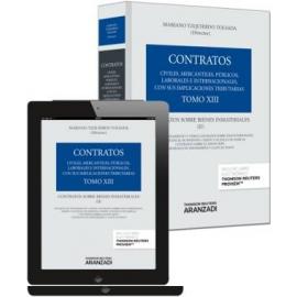 Contratos. Tomo XIII. Contratos sobre Bienes Inmateriales II